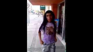Repeat youtube video Rasputia Kulitiana la mujer lagarto viva