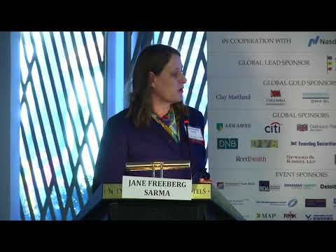 2018 9th Annual Greek Shipping Forum - Sanctions Compliance in an Uncertain World