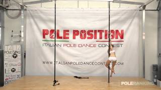 Ingrid Postai - Italian Pole Dance Contest 2016