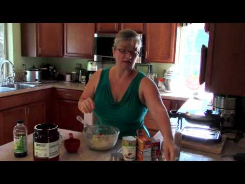 Gluten Free Tropical Waffles Recipe by Clinical Nutrition Lexi Sandifer, NTP
