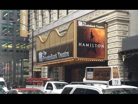 ABC 7 Chicago - BROADWAY SMASH 'HAMILTON' COMING TO CHICAGO IN 2016