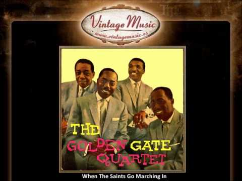 The Golden Gate Quartet - When The Saints Go Marching In (VintageMusic.es)