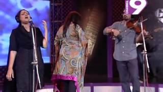 GENX Amay Dekona-SAMINA CHOWDURY @ CHANNEL 9