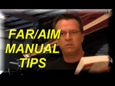 Helicopter Training Tip #3 FAR/AIM Manual Tips Online Ground School