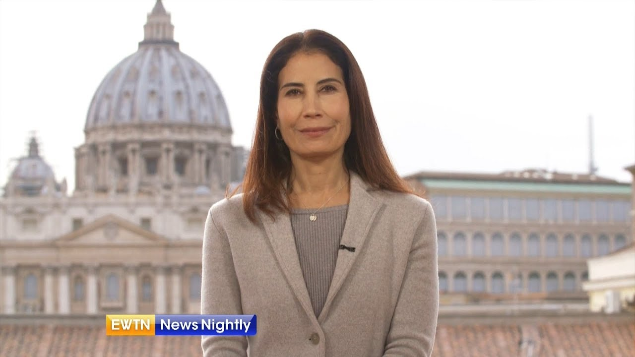 Did Pope Francis Say Hell Does Not Exist? - ENN 2018-04-04