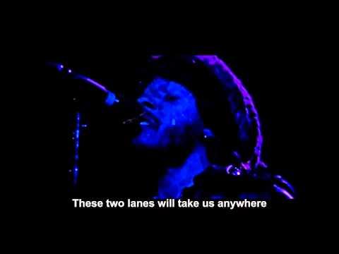 Bruce Springsteen - Thunder Road (Lyrics)