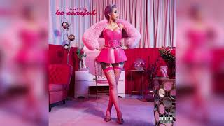 Cardi B - Be Careful [Official Instrumental]