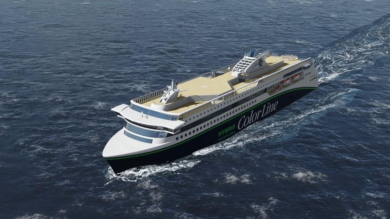 Book color line ferry - Book Color Line Ferry 23