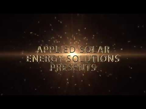 Residential Renewable Energy Tax Credit - Applied Solar Energy Solutions - (Solar Tax Credit)