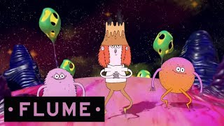 Flume - Space Cadet (ft. Ghostface Killah & Autre Ne Veut) [Official Video]