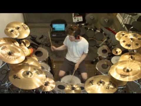 Marillion-Chelsea Monday Drum Cover
