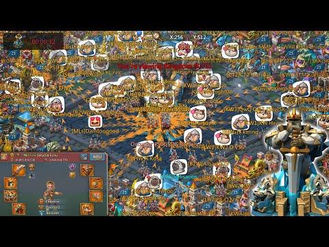 SKY Erjiu Won Battle Royal - Lords Mobile