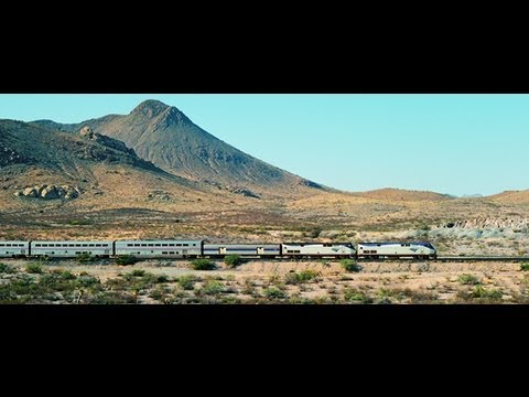 Kansas, Wild West Rail Journey & Mexican Riviera Cruise - Unravel Travel TV