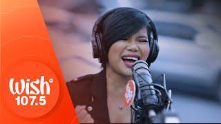 "Katrina Velarde performs Mahal Pa Kita"" LIVE on Wish 107.5 Bus"