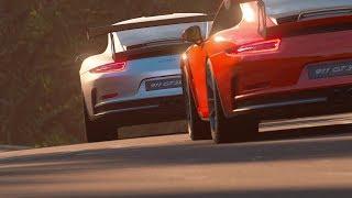 Porsche in Gran Turismo Sport.