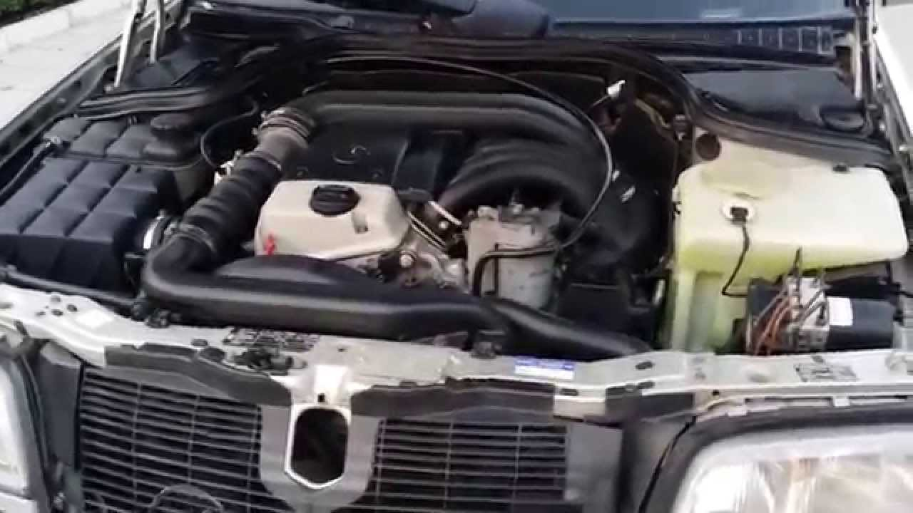Mercedes benz c250 turbo diesel youtube for Mercedes benz diesel engines