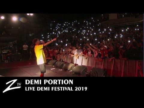 Youtube: Demi Portion – Arrête, Souvenir & On m'a dit – Demi Festival 2019 -LIVE HD