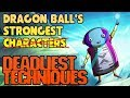 Most Dangerous Techniques in Dragon Ball