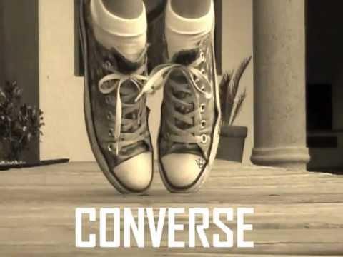 esqueleto Resplandor pronto  Converse Commercial 2011 !! (Stop motion) - YouTube