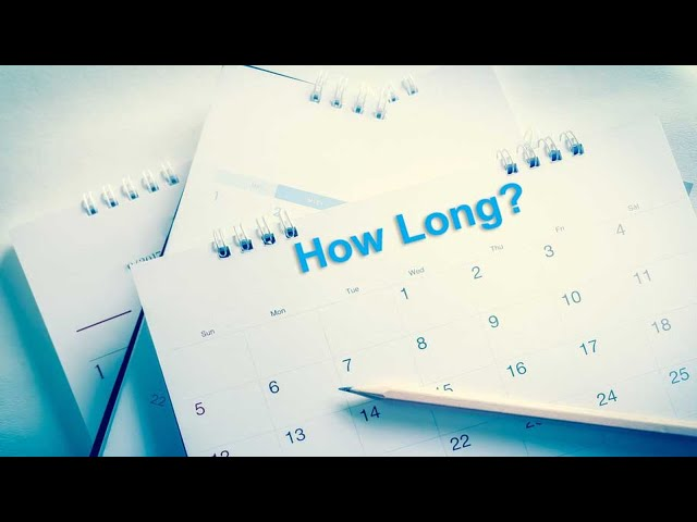 How Long? Pastor Chris Sowards