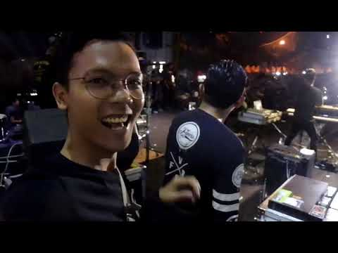 OUW OUW & AISYAH 2 - FIVEMINUTES (STAGE CAM)