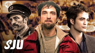 Robert Pattinson's Road to Batman | SJU