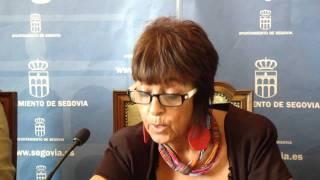 Ayuntamiento de Segovia . Presentación VI Curso Judaísmo Hispano. Claudia de Santos 18/8/2011