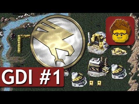 Command & Conquer: Der Tiberiumkonflikt (C&C 1) - GDI-Kampagne - #1 - Let's Play - German / Deutsch