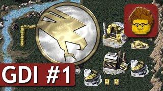 Command & Conquer: Der Tiberiumkonflikt (C&C 1) - GDI-Kampagne - #1 - Let