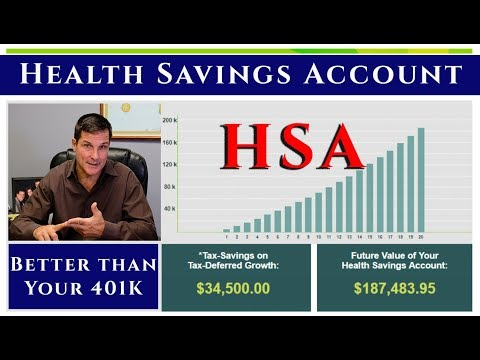 Why HSA is better than a 401K Explained by a CFP®
