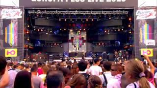 Lena Katina feat T Killah Shot Live Europe Plus Live 2013
