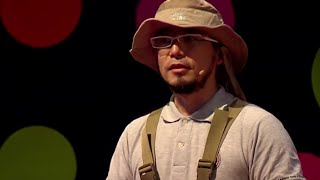 Usar la ciencia para limpiar un humedal | Marino Morikawa | TEDxTukuy
