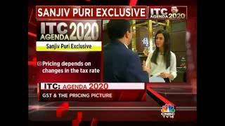ITC Agenda 2020: Sanjiv Puri To CNBC-TV18 (Part 2)