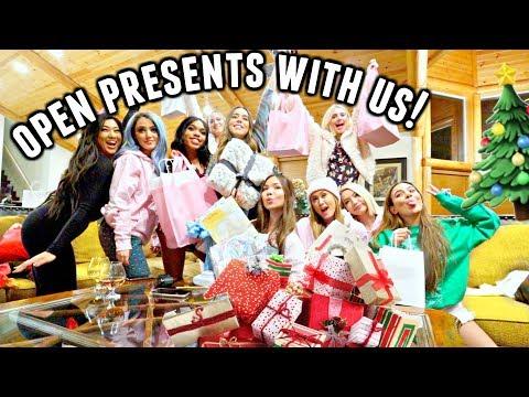 OPENING SECRET SANTA GIFTS!🎁 Early Christmas Presents!   Vlogmas Day 10
