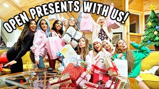 OPENING SECRET SANTA GIFTS!🎁 Early Christmas Presents! | Vlogmas Day 10