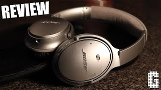 Worth All The Hype? : Bose QC35 Wireless REVIEW