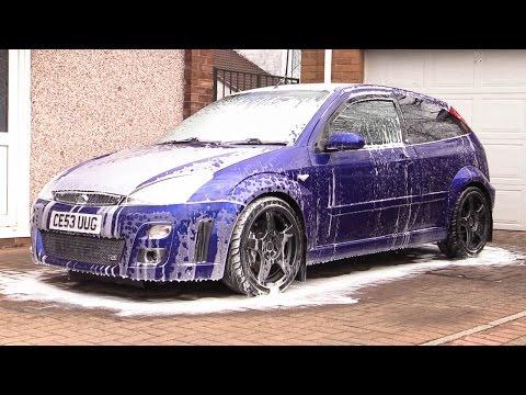 Ford Focus RS Royal Detail Club Clean