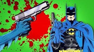 9 Times Batman Broke His One Rule