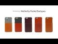[POCKET BAR-TYPE] Card Pocket Case for iPhone | DESIGNSKIN