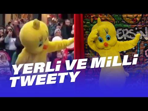 Tweety Ve Sylvester'ı Hiç Böyle Görmediniz! | EYS 13. Bölüm
