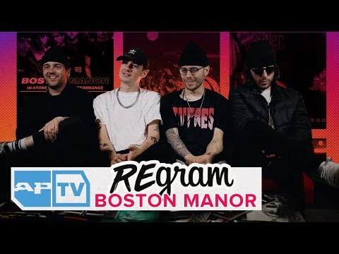 Boston Manor On Fighting Church Employees, DIY Touring Horror Stories, And More