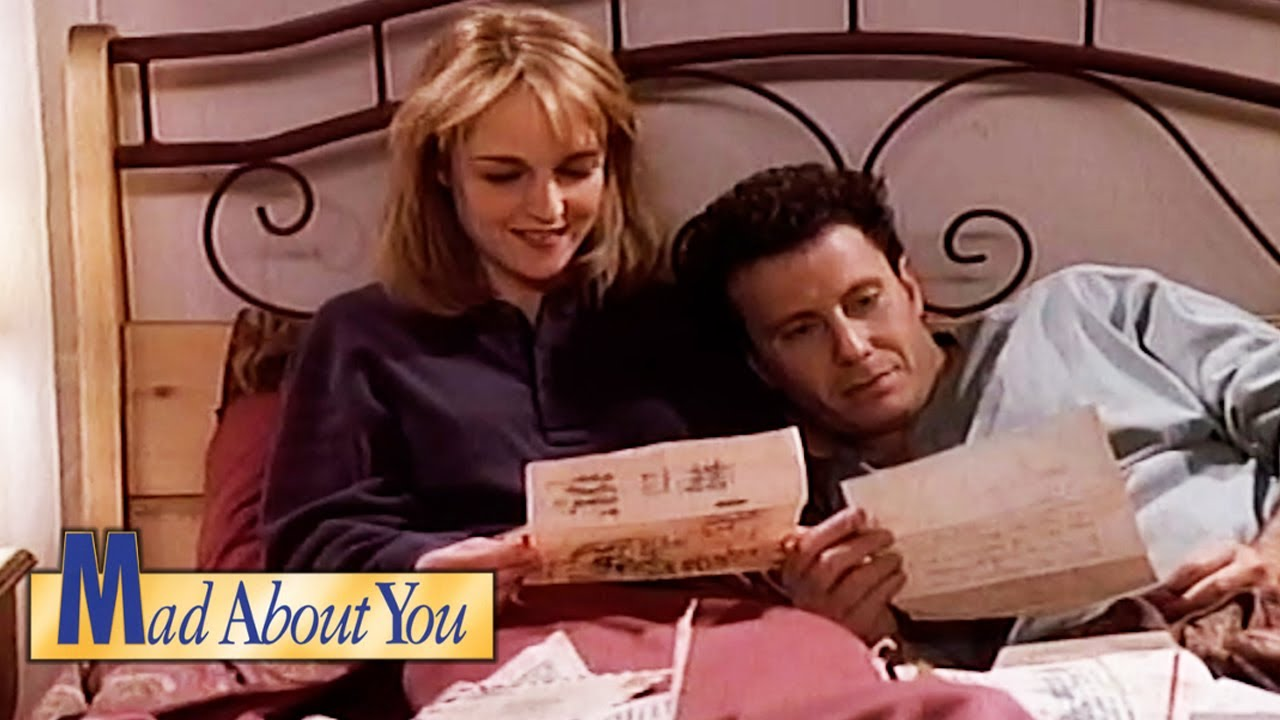 Download Jamie and Paul Find Love Letters!   Mad About You
