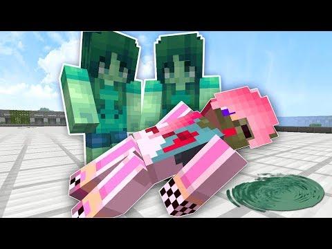 Меня НАШЛИ ЛЮДИ-ЗОМБИ - Зомби апокалипсис в майнкрафт! - (Minecraft - Сериал)