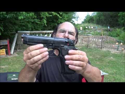 Beretta 92FS VS Remington RP9
