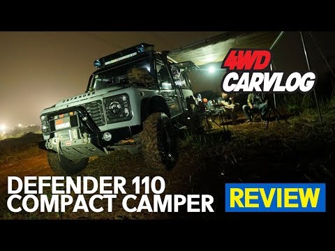 REVIEW | DEFENDER 110 COMPACT CAMPER