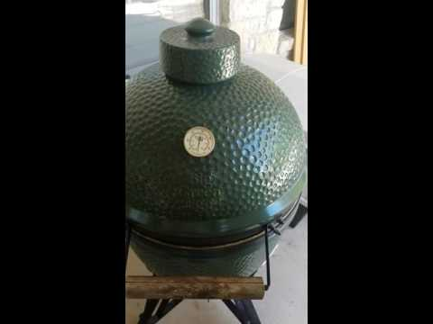 Mold in my big Green egg