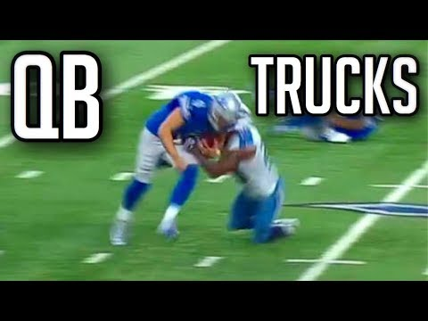 Best QB Trucks In Football History || HD