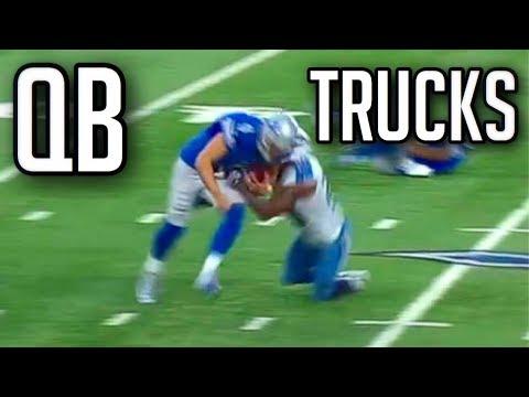 Best QB Trucks In Football || HD