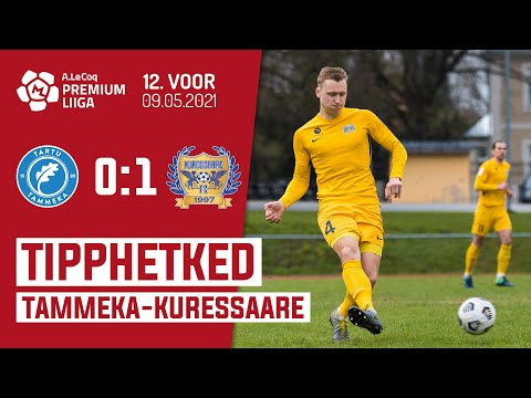 Tammeka Tartu Kuressaare FC Goals And Highlights