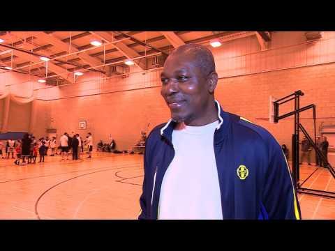 Hakeem Olajuwon on his Partnership With City of Birmingham Basketball Club, UK